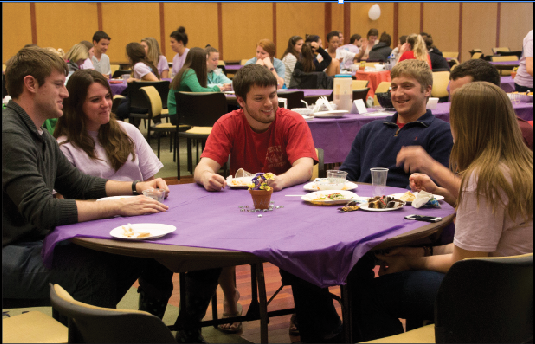 Theta Hosts Second Annual Cuisine for CASA