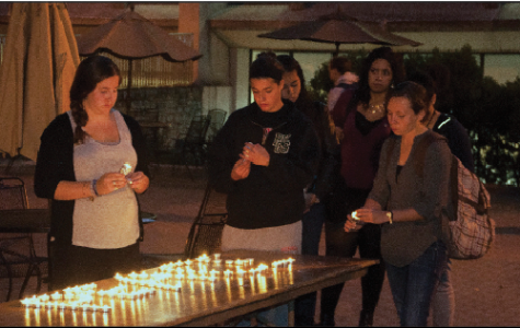 Vigil For Conflict Victims