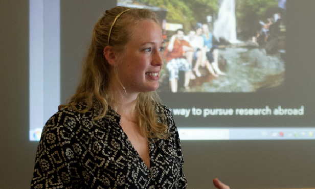 Alumna Describes Fulbright Experience