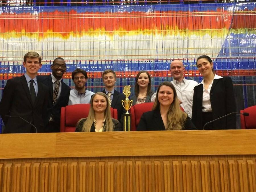 Mock Trial Takes the Case
