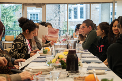 Seder Connects Oppressed Cultures