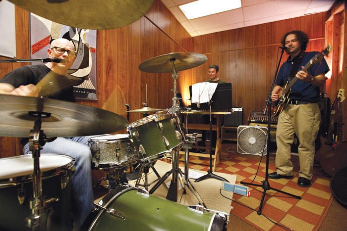 Spotlight on the Faculty Band