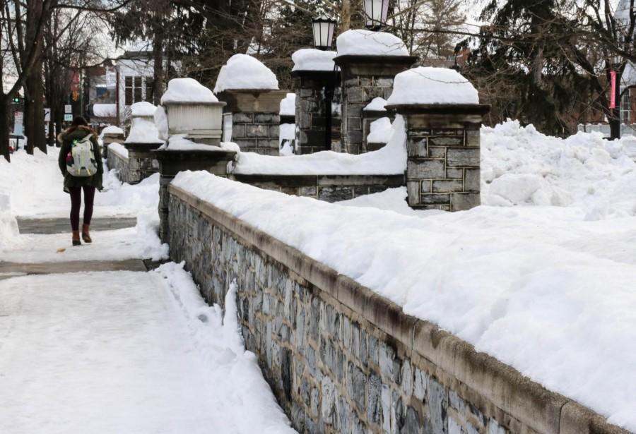 Blizzard Delays Start of Classes