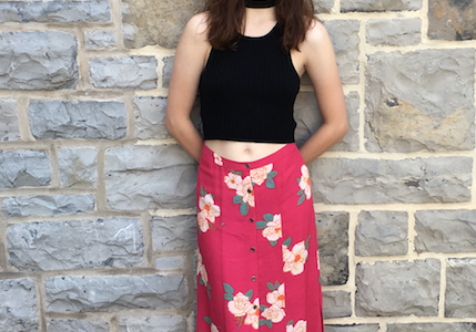 Campus Fashion: Laura Slotpole '19