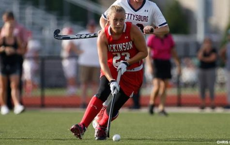 Field Hockey Nets Conference Wins