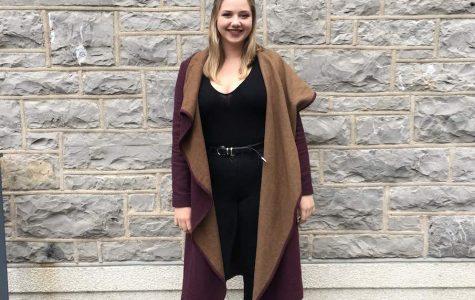 Campus Fashion: Lauren Wieckert '19