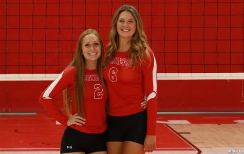 Volleyball Wins Crucial Conference Matchups