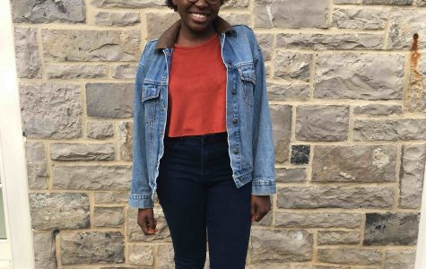 Campus Fashion: Ginnah Etah '19