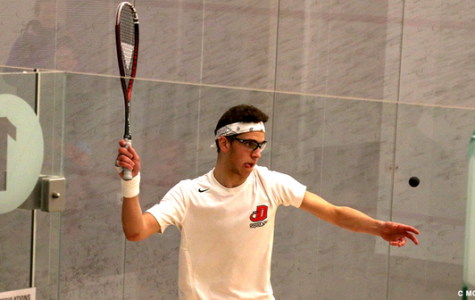 Squash Begins Season Undefeated