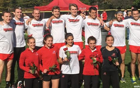 Cross Country Posts Top-3 Finishes
