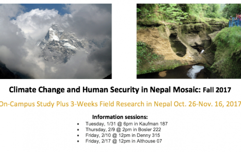 New Mosaic to Research Climate Change in Nepal