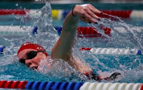 Women Swim to Sixth in Conference