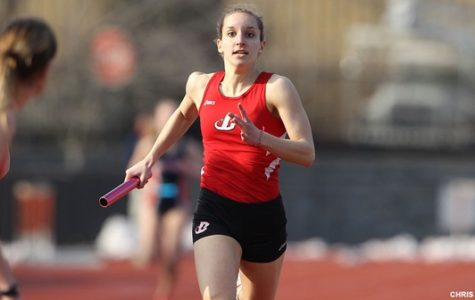 Track and Field Competes at Susq. Invitational