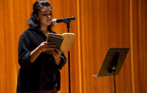 Poet Presents on Themes of Cultural Appropriation, Identity