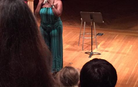 Speaker Promotes Body Positivity Through Poetry