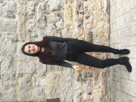 Campus Fashion: Caitlin Filiato '19