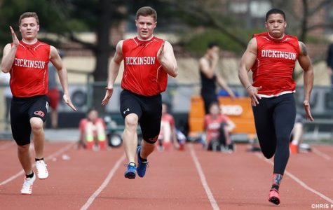 Men's Track & Field Places Third at Gettysburg