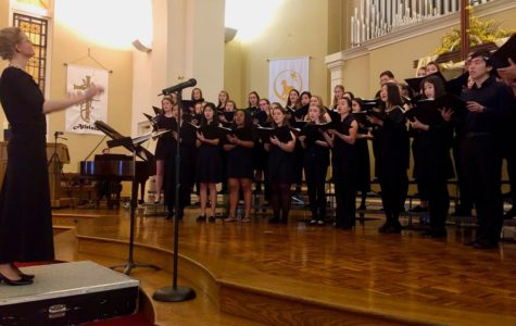 """Joy"" Highlighted at Choir and Collegium Spring Concert"