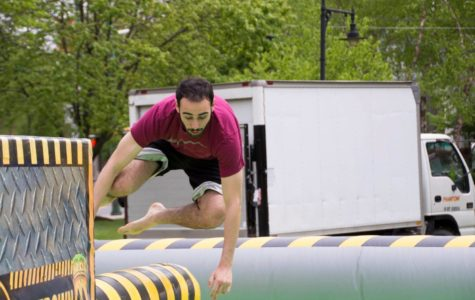 Springfest Features the Mowgli's, Inflatables and French Fries