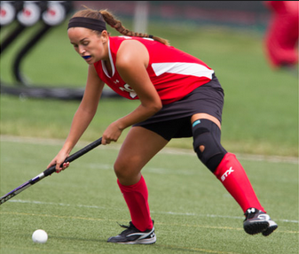 Alyssa Stillwell '16 has scored the first goal in each of the Red Devils' last three wins. Dickinson is averaging 3 goals per game after averaging 2.4 last year.