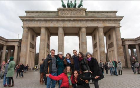 TA's Reunite in Berlin