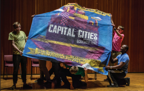 Capital Cities to  Perform Spring Concert
