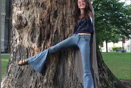 Fashion: Jess Fleisch '16