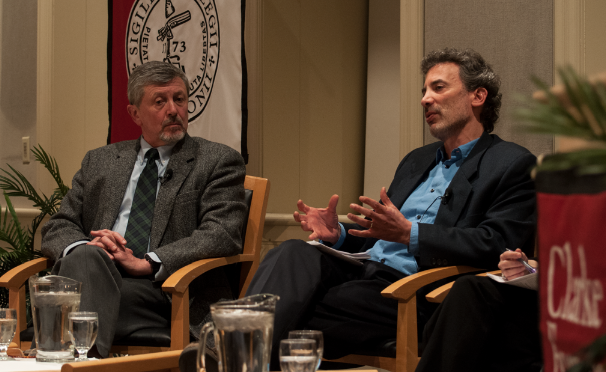 In+the+panel%2C+the+professors+discussed+everything+from+the+attacks+to+freedom+of+speech.