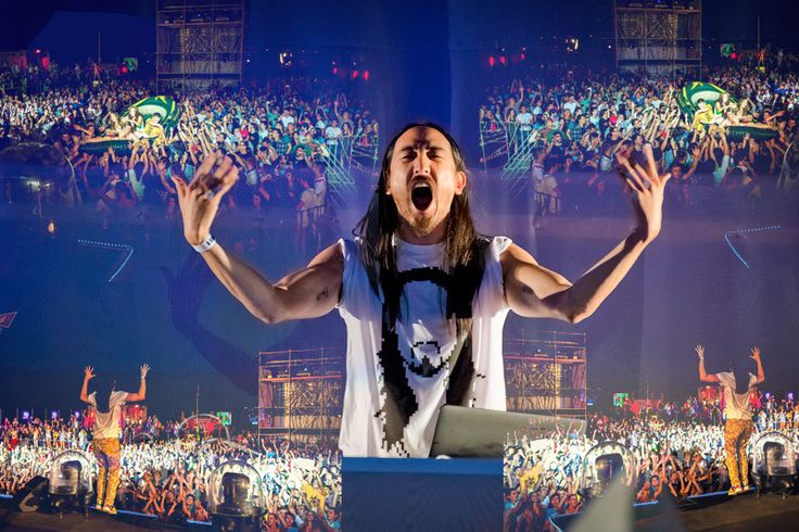 Steve Aoki, a Grammy-nominted artist, is slated to be the headliner for MOB's fall concert.