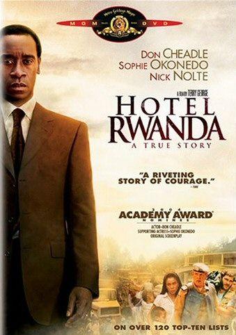 Let's Get Reel: Hotel Rwanda