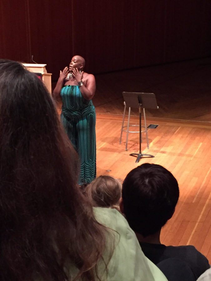 Sonya+Renee+Taylor+presented+on+body+positivity.