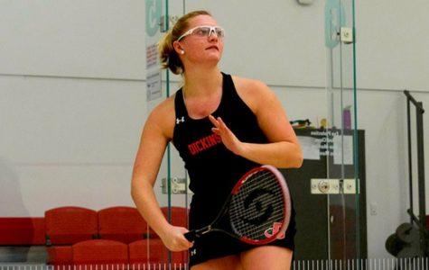 Women's Squash Tops Bowdoin
