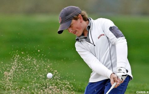 Men's Golf Places Fifth at Messiah