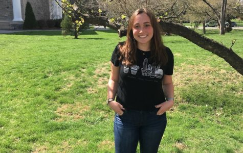 Campus Fashion: Addie Downs '19