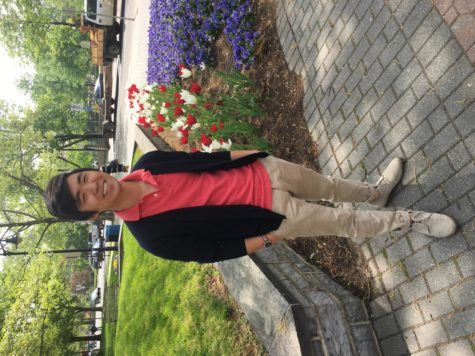 Campus Fashion: Owen Rapaport  '17