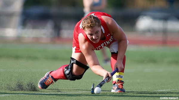 The Red Devil field hockey team topped Shendoah and Swathmore last week.