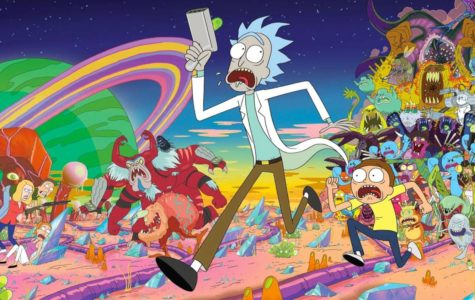 Let's Get Reel:  Rick and Morty
