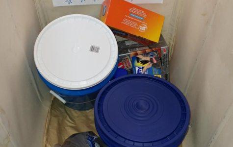Dickinsonians Donate to Hurricane Harvey Aid Drive
