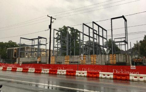 New Dorm Construction on Schedule