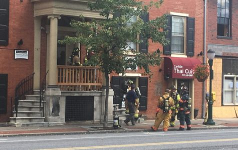 Gas Leak Leads to High St Apartments Evacuation