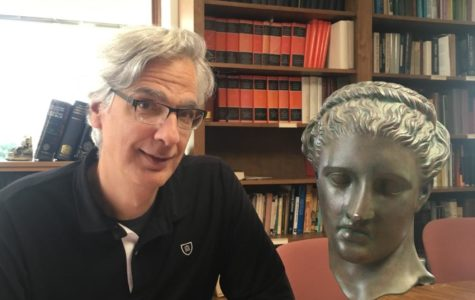 Professor Spotlight: Marc Mastrabgelo