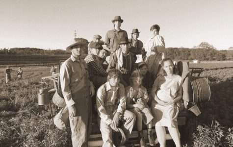 Dept. of Theatre and Dance Turns College Farm to Dust Bowl