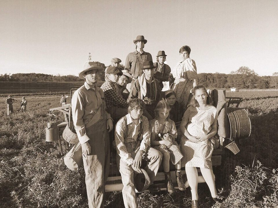 Grapes of Wrath was put on at the Dickinson College Farm Oct. 6 through 9.