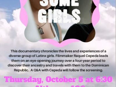 Film Showing Highlights Experiences of  Latina Performers