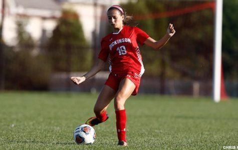 Women's Soccer Tops Washington