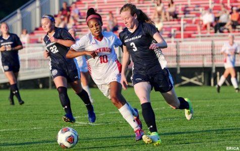 Women's Soccer Falls to Messiah