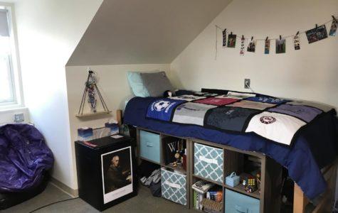 Dorm Decor: Jess Oren '21 & Olivia Brown '21