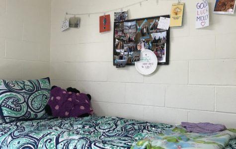 Dorm Decor: Molly Diggins '21