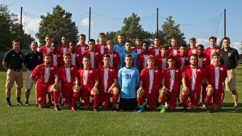 Soccer Competes in NCAA Tourney