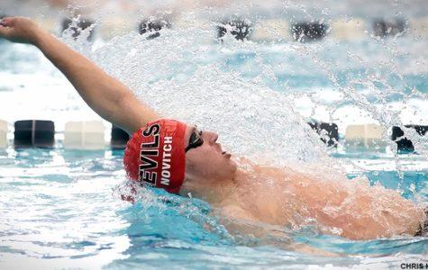 Swim Teams Sixth At Conferences